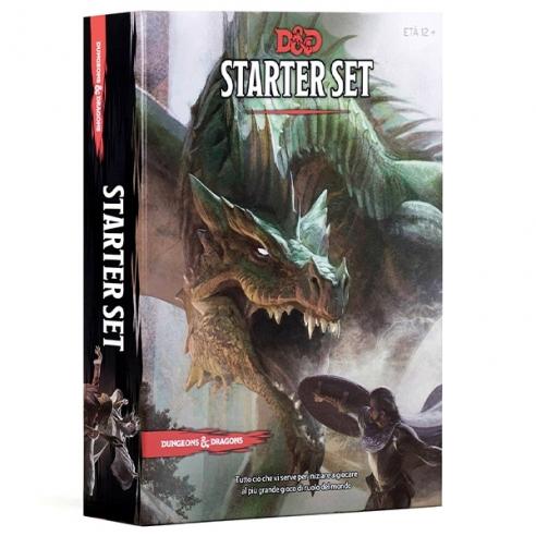 D&D - Starter Set Manuali