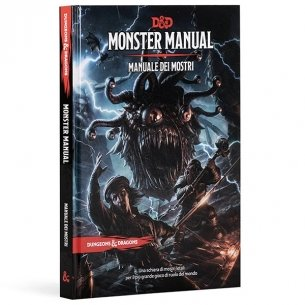 Dungeons & Dragons - Manuale Dei Mostri Manuali