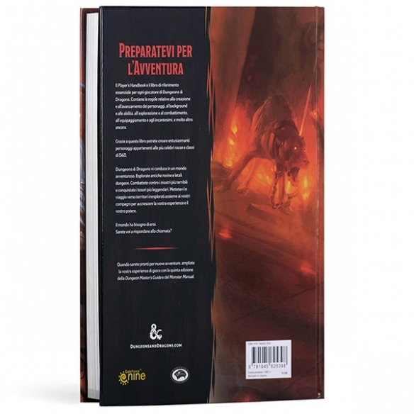 Dungeons & Dragons - Manuale Del Giocatore Manuali