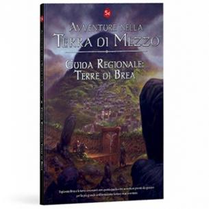 Avventure Nella Terra Di Mezzo - Guida Regionale: Terre di Brea (Espansione) Avventure Nella Terra di Mezzo