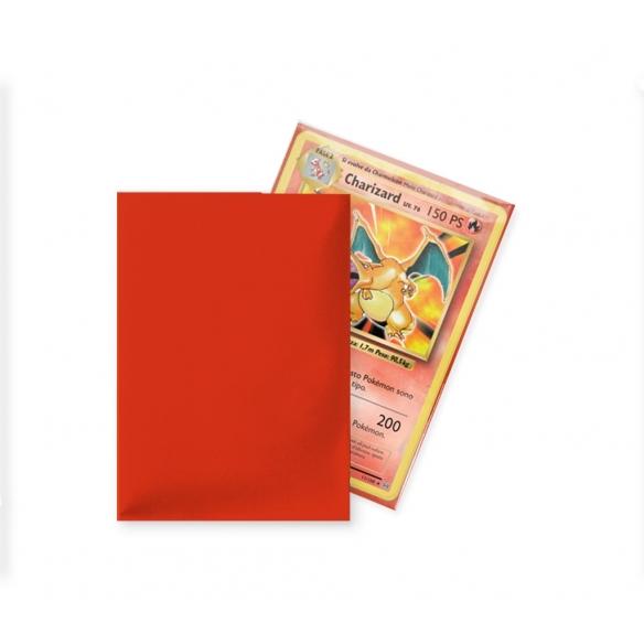 Ultra Pro - Eclipse - Matte Orange - Standard (100 bustine) Bustine Protettive