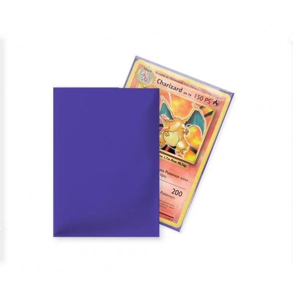 Ultra Pro - Eclipse - Matte Royal Purple - Standard (100 bustine) Bustine Protettive