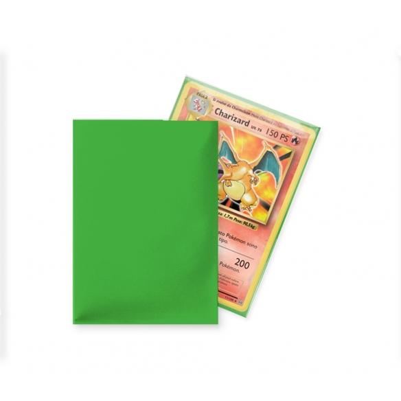 Ultra Pro - Eclipse - Matte Lime Green - Standard (100 bustine) Bustine Protettive