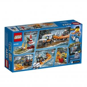 LEGO 60165 - City Coast Guard, Unità di Risposta con il Fuoristrada 4X4 LEGO 34,90€