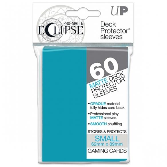 Ultra Pro - Eclipse - Matte Sky Blue - Small Japanese (60 bustine) Bustine Protettive
