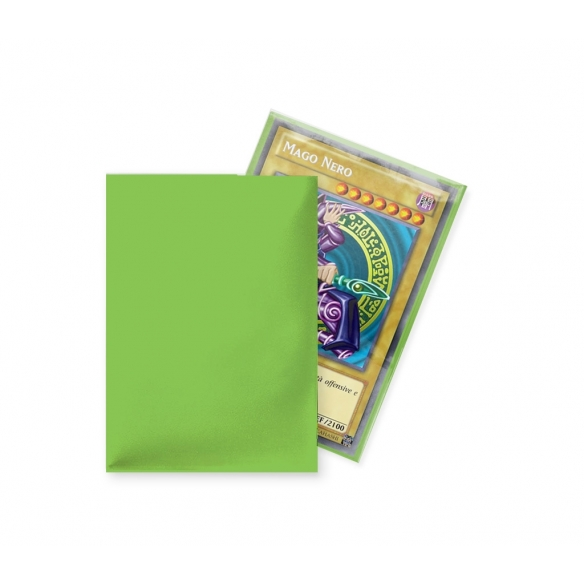 Ultra Pro - Classic Lime Green - Small Japanese (60 bustine) Bustine Protettive
