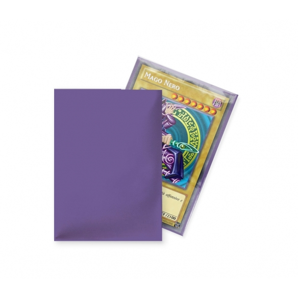 Ultra Pro - Classic Purple - Small Japanese (60 bustine) Bustine Protettive