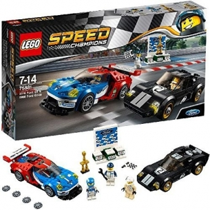 Lego Speed 75881 - Champions Ford Gt 2016 e Ford GT40 1966 LEGO 34,90 €