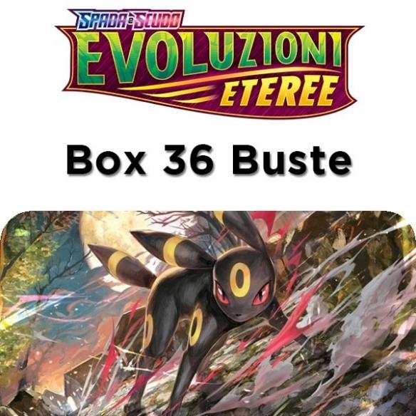 Evoluzioni Eteree - Display 36 Buste (ITA) Box di Espansione