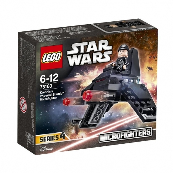 Lego Star Wars 75163 - Microfighter Krennic's Imperial Shuttle LEGO 12,90 €
