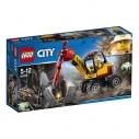 Lego City 60185 - Mining Spaccaroccia da Miniera LEGO 17,90€