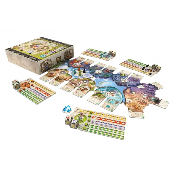 Dice Forge Giochi Semplici e Family Games