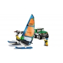 Lego City 60149 - Pick Up 4 x 4 con Catamarano LEGO 22,90 €