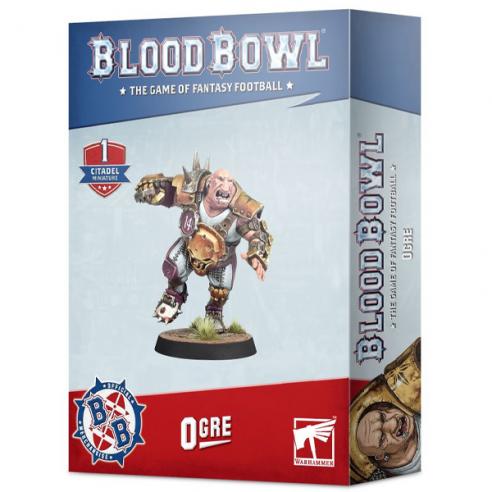 Blood Bowl - Ogre (Second Season) Team
