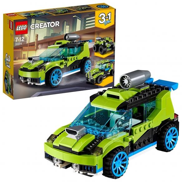 Lego Creator 31074 - Auto da Rally Rocket  - LEGO 22,90€