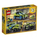Lego Creator 31074 - Auto da Rally Rocket LEGO 22,90€