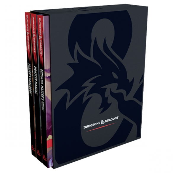 Dungeons & Dragons - Core Rules Gift Set (ITA) Manuali