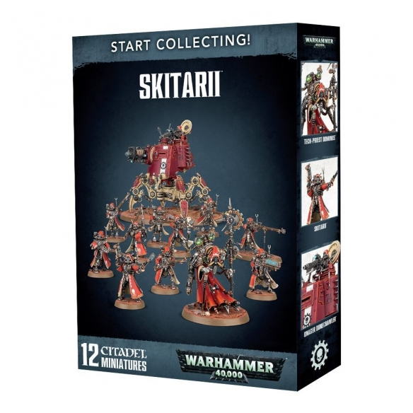 Start Collecting! Skitarii Warhammer 40k 65,00 €