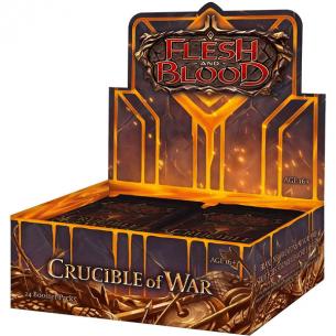 Flesh and Blood - Crucible of War - Display da 24 Buste (ENG - Unlimited) Flesh & Blood