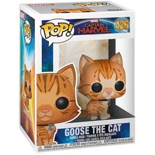 Funko Pop 426 - Goose the Cat - Captain Marvel POP!