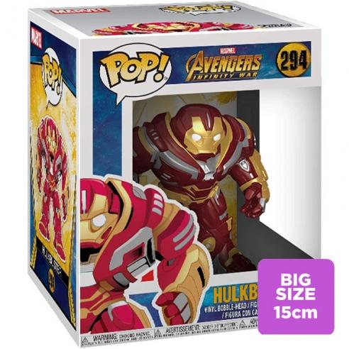 Funko Pop 294 - Hulkbuster - Avengers Infinity War (15cm) POP!