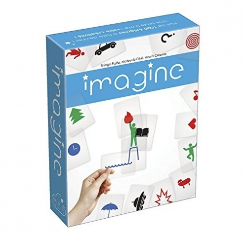 Imagine Party Games