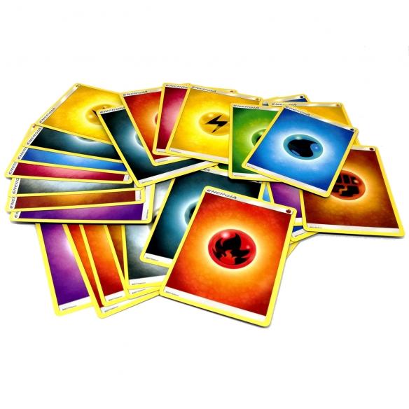 Set misto 45 carte Energia Pokémon Fantàsia 9,90€