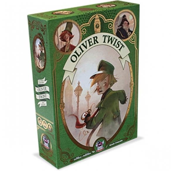 Oliver Twist Giochi Semplici e Family Games