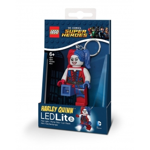 LEGO Super Heroes - Portachiavi Harley Quinn Classic LEGO 9,90€