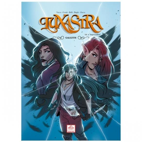 Raccolta Fumetti Luxastra (Volumi 1, 2, 3, 4 e 5) InnTale