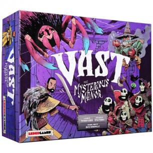 Vast - The Mysterious Manor (ENG) Giochi per Esperti