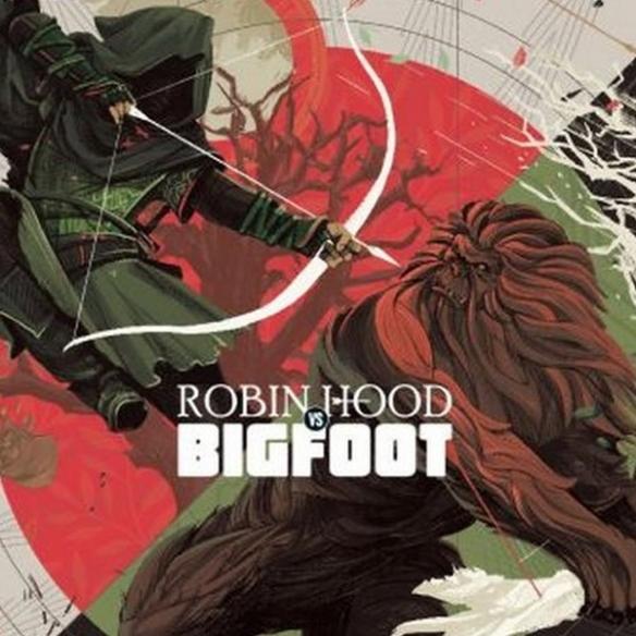 Unmatched - Robin Hood vs Bigfoot (ENG) Giochi per Esperti