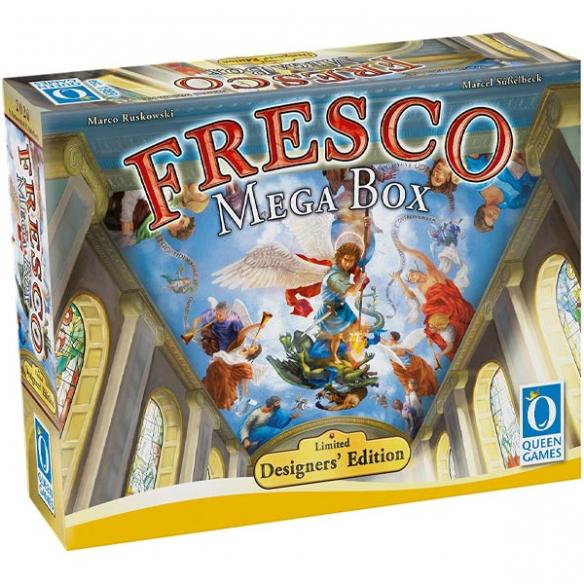 Fresco - Mega Box (ENG/TED) Giochi per Esperti