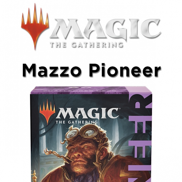 Pioneer Challenger Decks 2021 - Orzhov Auras (ENG) Mazzi Precostruiti