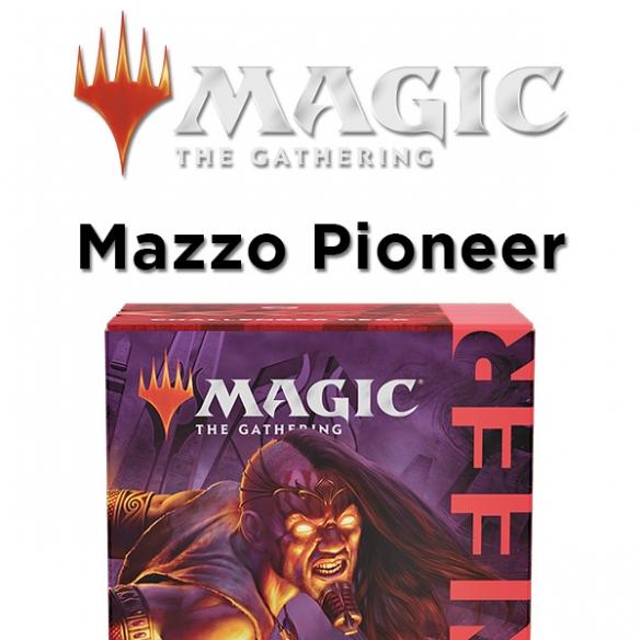 Pioneer Challenger Decks 2021 - Mono Red Burn (ENG) Mazzi Precostruiti