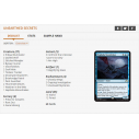 Segreti Riesumati (IT) - MTG Ombre su Innistrad Intro Pack  - Magic The Gathering 12,90 €