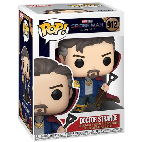 Funko Pop 912 - Doctor Strange - Spider-Man: No Way Home POP!