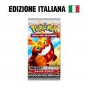 Nero & Bianco NUOVE FORZE - busta 10 carte (IT) Pokèmon 4,50€