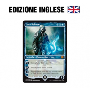 Jace Beleren - Signature Spellbook: Jace (EN) 001/008  - Magic The Gathering 4,90 €
