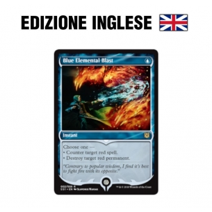Blue Elemental Blast - Signature Spellbook: Jace (EN) 002/008 Magic The Gathering 1,40 €