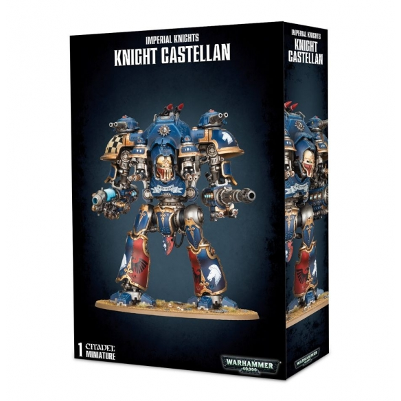 Imperial Knights Knight Castellan Warhammer 40k 130,00€