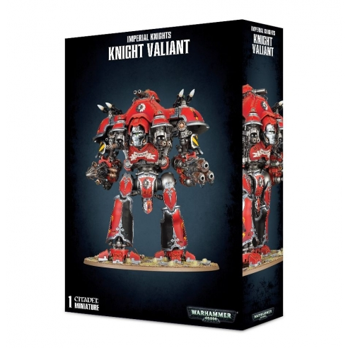 Imperial Knights - Knight Valiant Imperial Knights