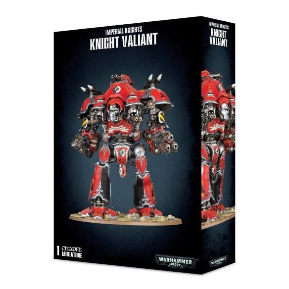 Imperial Knights Knight Valiant Warhammer 40k 130,00€