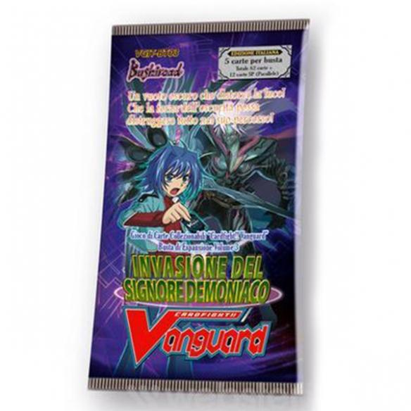 Invasione Del Signore Demoniaco - Busta 5 Carte (ITA) Cardfight!! Vanguard