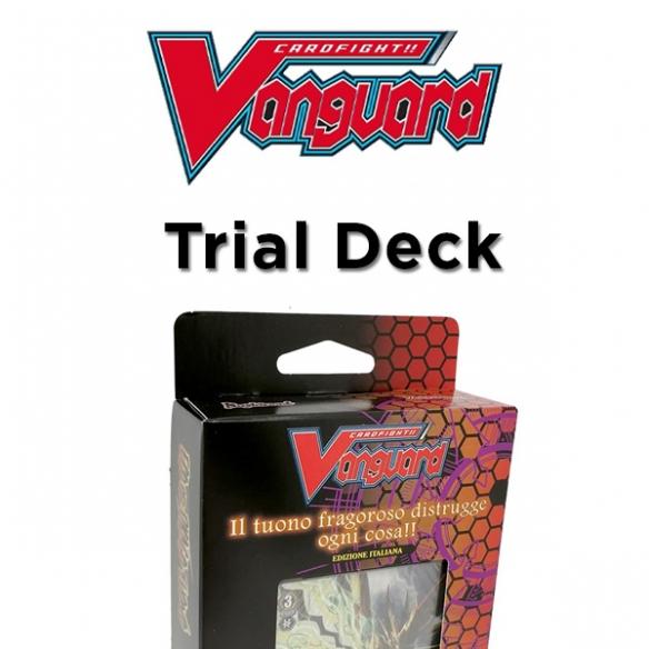 Eco Del Drago - Trial Deck (ITA) Cardfight!! Vanguard