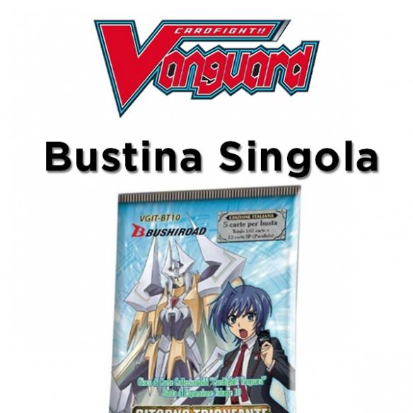 Ritorno Trionfante Del Re Dei Cavalieri - Busta 5 Carte (ITA) Cardfight!! Vanguard