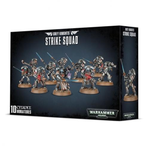 Grey Knights - Strike Squad Grey Knights