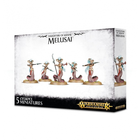 Daughters of Khaine Melusai  - Warhammer Age of Sigmar 40,00 €