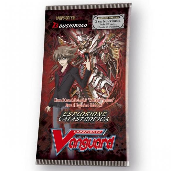 Esplosione Catastrofica - Busta 5 Carte (ITA) Cardfight!! Vanguard