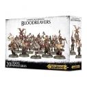Khorne Bloodbound Bloodreavers Warhammer Age of Sigmar 46,00€